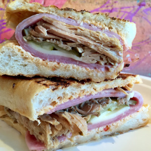Cafe Habana Cuban Sandwich